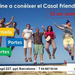 Portes Obertes Casal Friends 2017