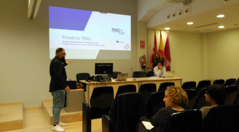 Proyecto Trail